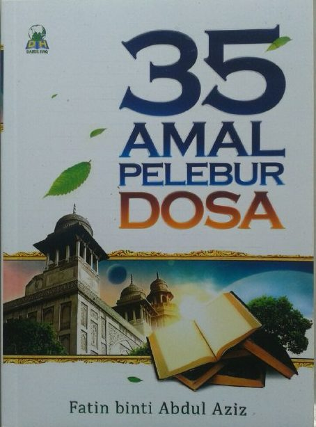 Buku 35 Amal Pelebur Dosa cover