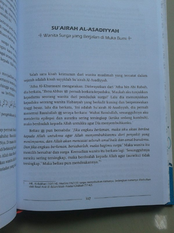 Buku 66 Muslimah Pengukir Sejarah isi