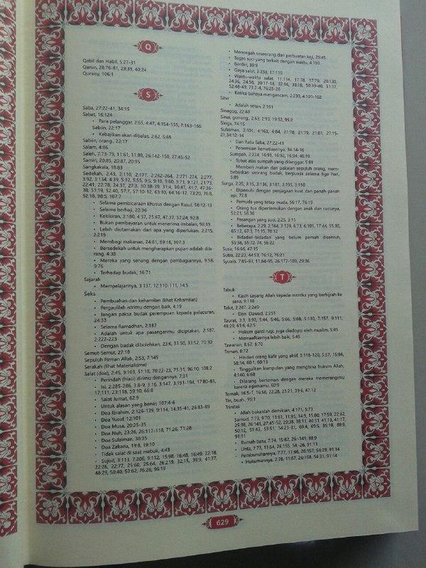 Al-Quran Alwasim Tajwid Kode Transliterasi Terjemah Per Kata Ukuran A5 isi 3