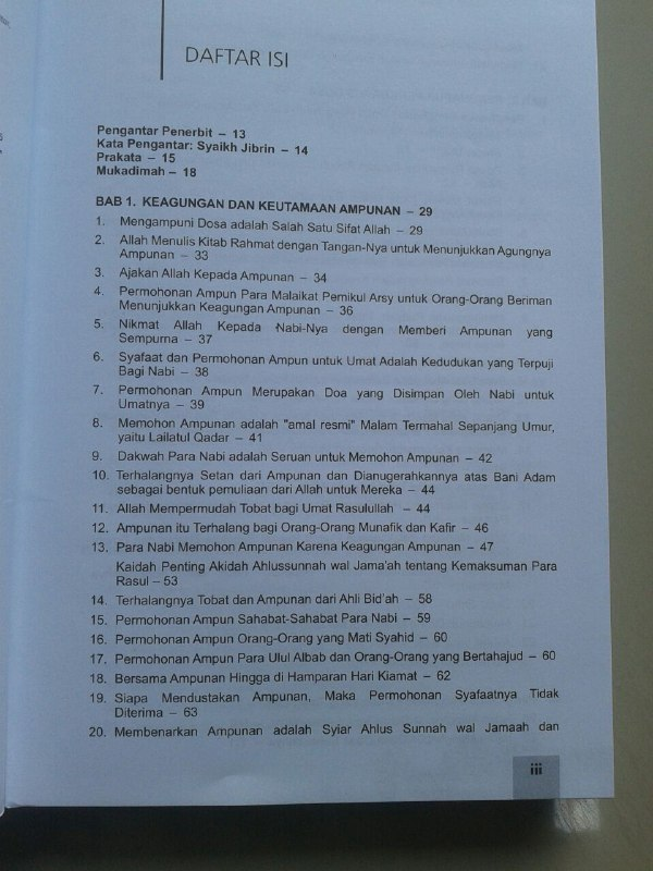 Buku Amalan Penghapus Dosa Dilengkapi Lebih Dari 300 Uraian Hadits isi 2