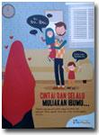 Buku Tulis Islami Cover Cintai Dan Selalu Muliakan Ibumu