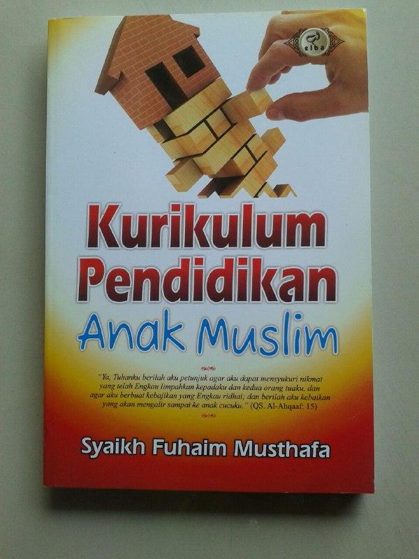 Buku Kurikulum Pendidikan Anak Muslim cover 2