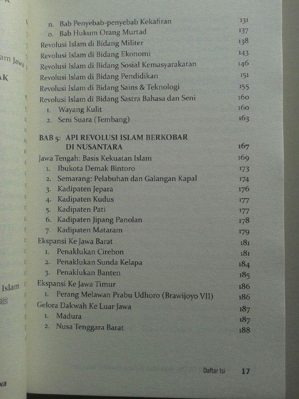 Buku Sultan Fattah Raja Islam Penakluk Tanah Jawa isi 3