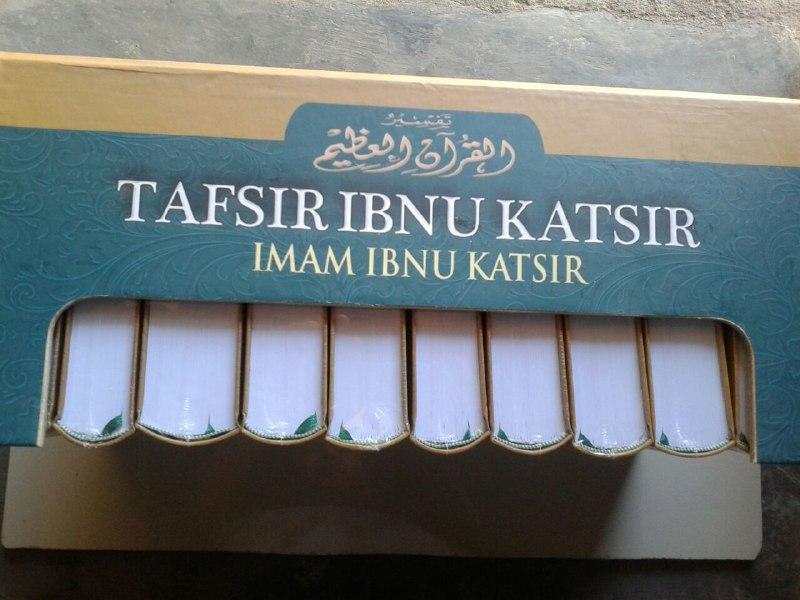 Buku Tafsir Ibnu Katsir Set 10 Jilid cover 5