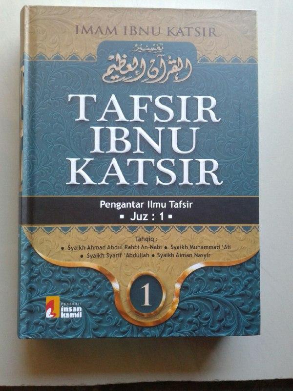 Buku Tafsir Ibnu Katsir Set 10 Jilid cover 2