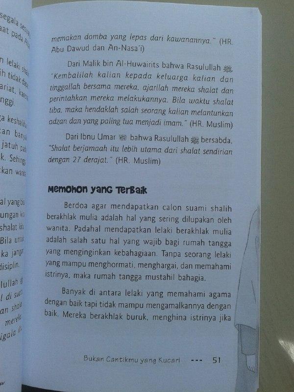 Buku Ya Allah Izinkan Dia Untukku Mengelola Hati Yang Tertawan Cinta isi 2