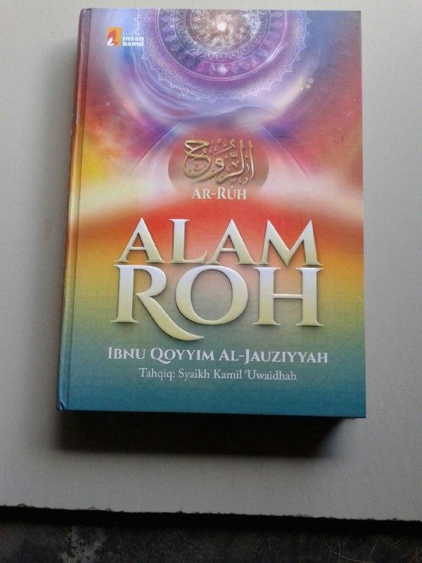 Buku Alam Roh cover 2