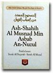 Buku Ash-Shahih Al Musnad Min Asbab An-Nuzul