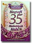 Buku Biografi 35 Shahabiyah Nabi Shahabiyat Haula Ar-Rasul