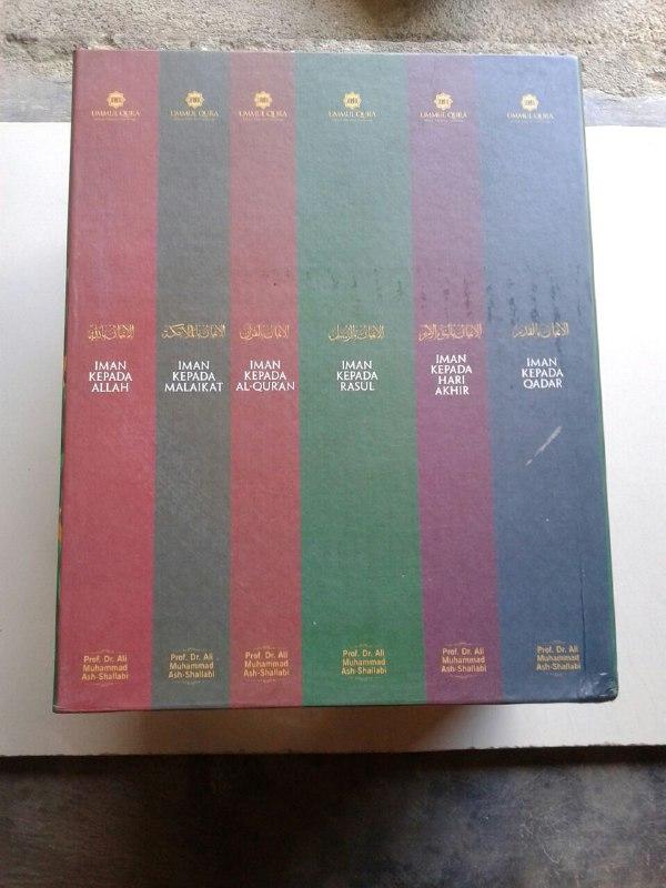 Buku Ensiklopedi Rukun Iman Set 6 Jilid cover 3