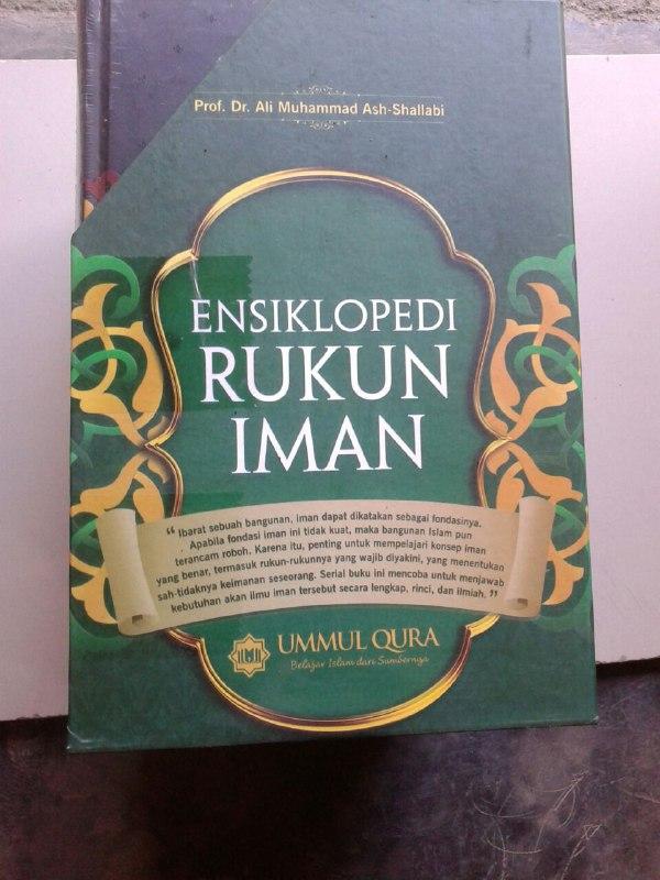 Buku Ensiklopedi Rukun Iman Set 6 Jilid cover 5