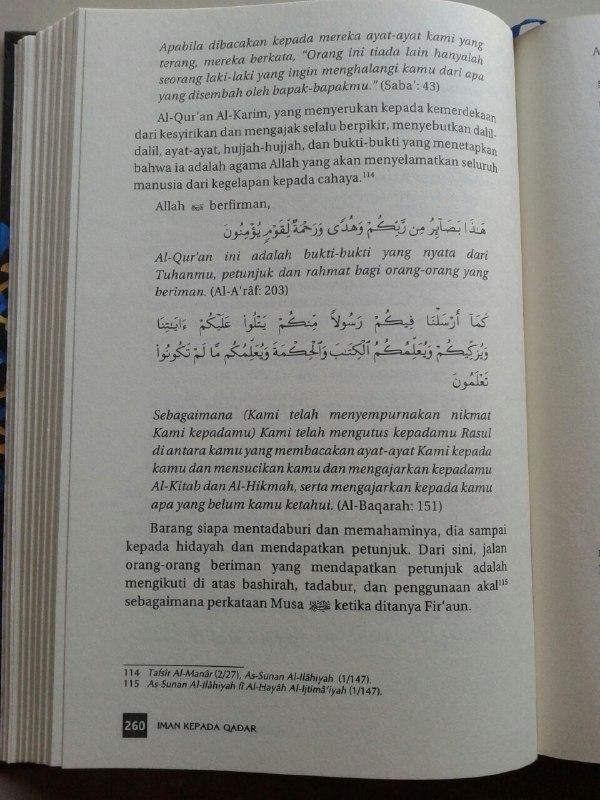 Buku Ensiklopedi Rukun Iman Set 6 Jilid isi