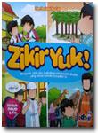 Buku Anak Zikir Yuk Mengenal Zikir Zikir Sederhana Dan Mudah Dihadfal feature