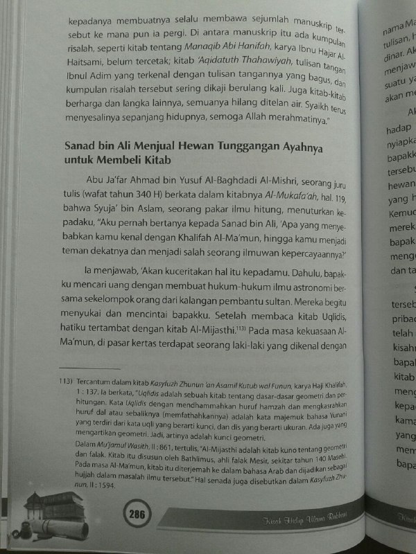Buku Kisah Hidup Ulama Rabbani isi