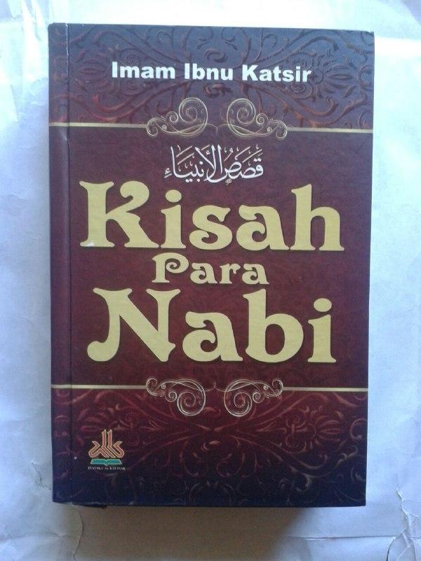 Buku Kisah Para Nabi cover