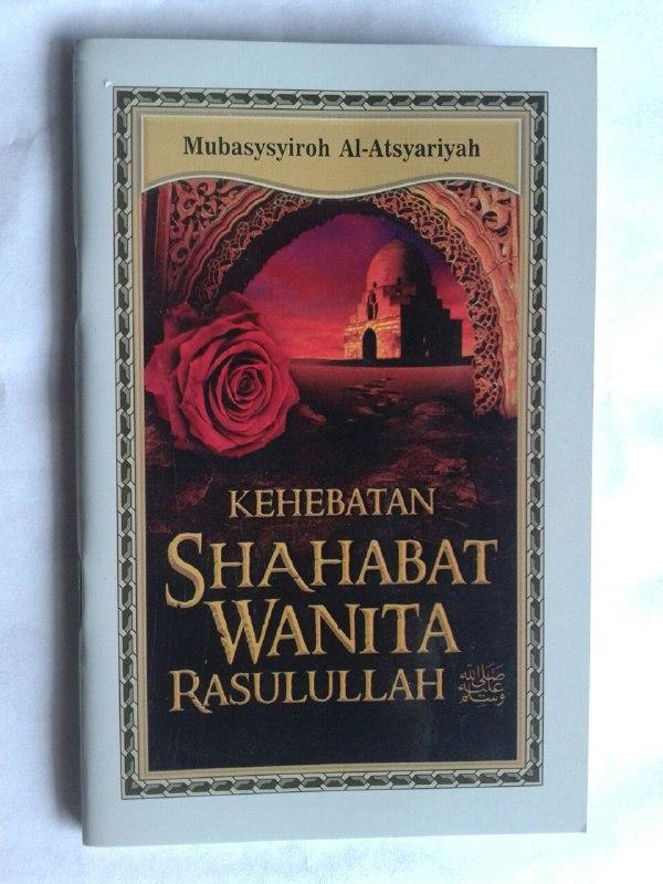 Buku Saku Kehebatan Shahabat Wanita Rasulullah cover