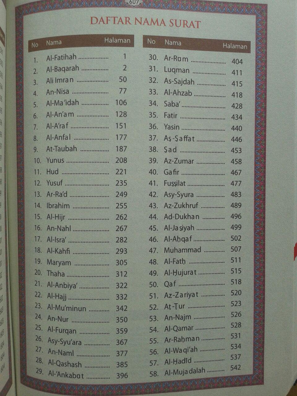 Al-Qur'an Terjemah Resleting Ash-Shahib Ukuran A6