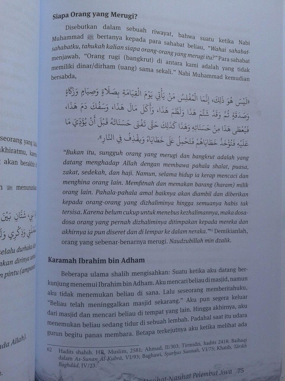 Buku Air Mata Taubat Nasihat-Nasihat Pelembut Jiwa isi 2