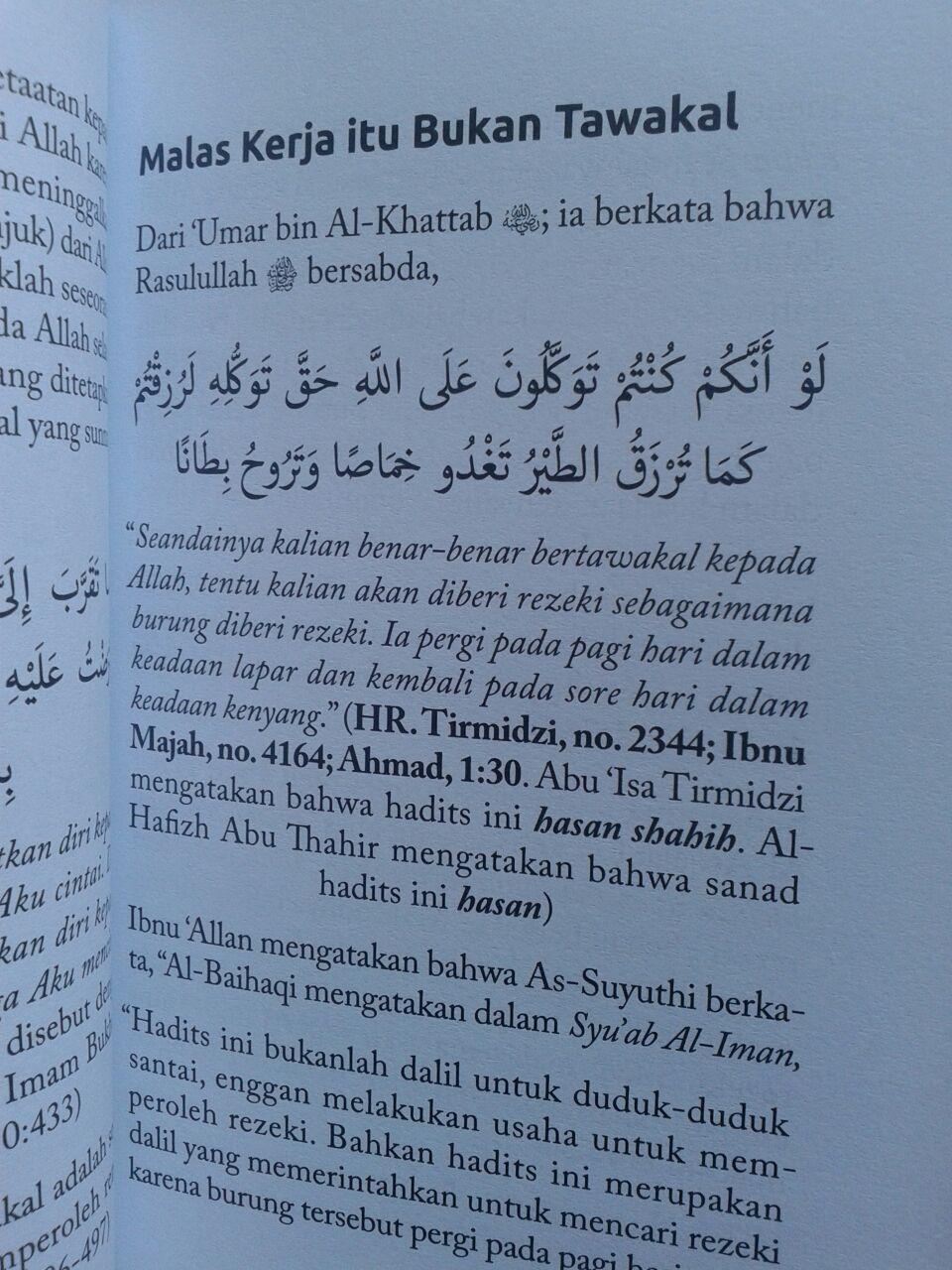 Buku Amalan Pembuka Pintu Rezeki Dan Kiat Memahami Rezeki isi