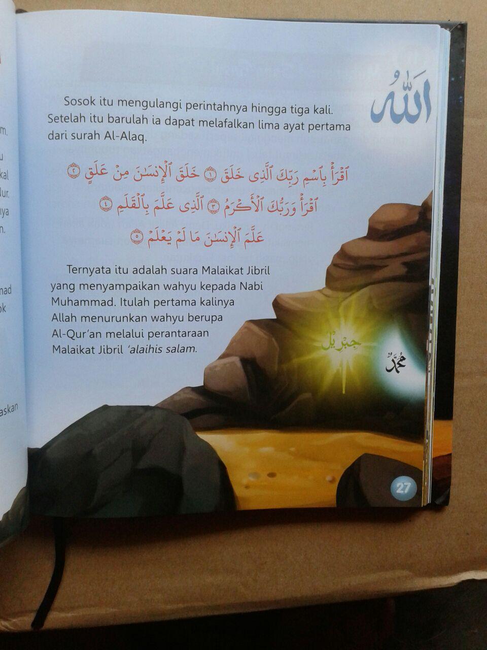 Buku Anak Muhammad Nabiku isi 2
