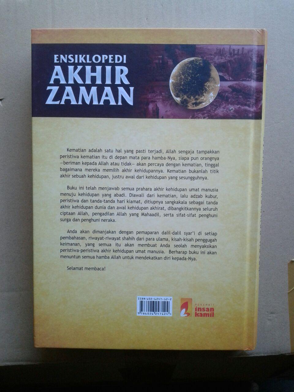Buku Ensiklopedi Akhir Zaman Cover 2