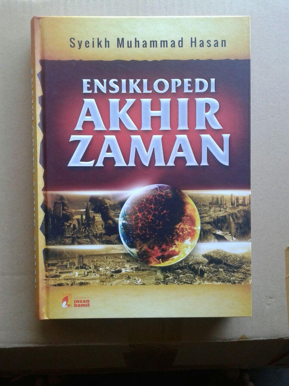 Buku Ensiklopedi Akhir Zaman Cover