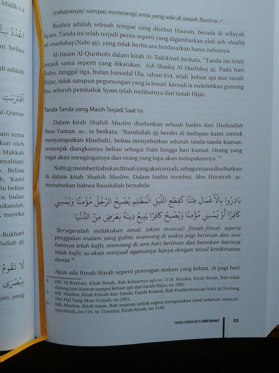 Buku Ensiklopedi Akhir Zaman isi 2