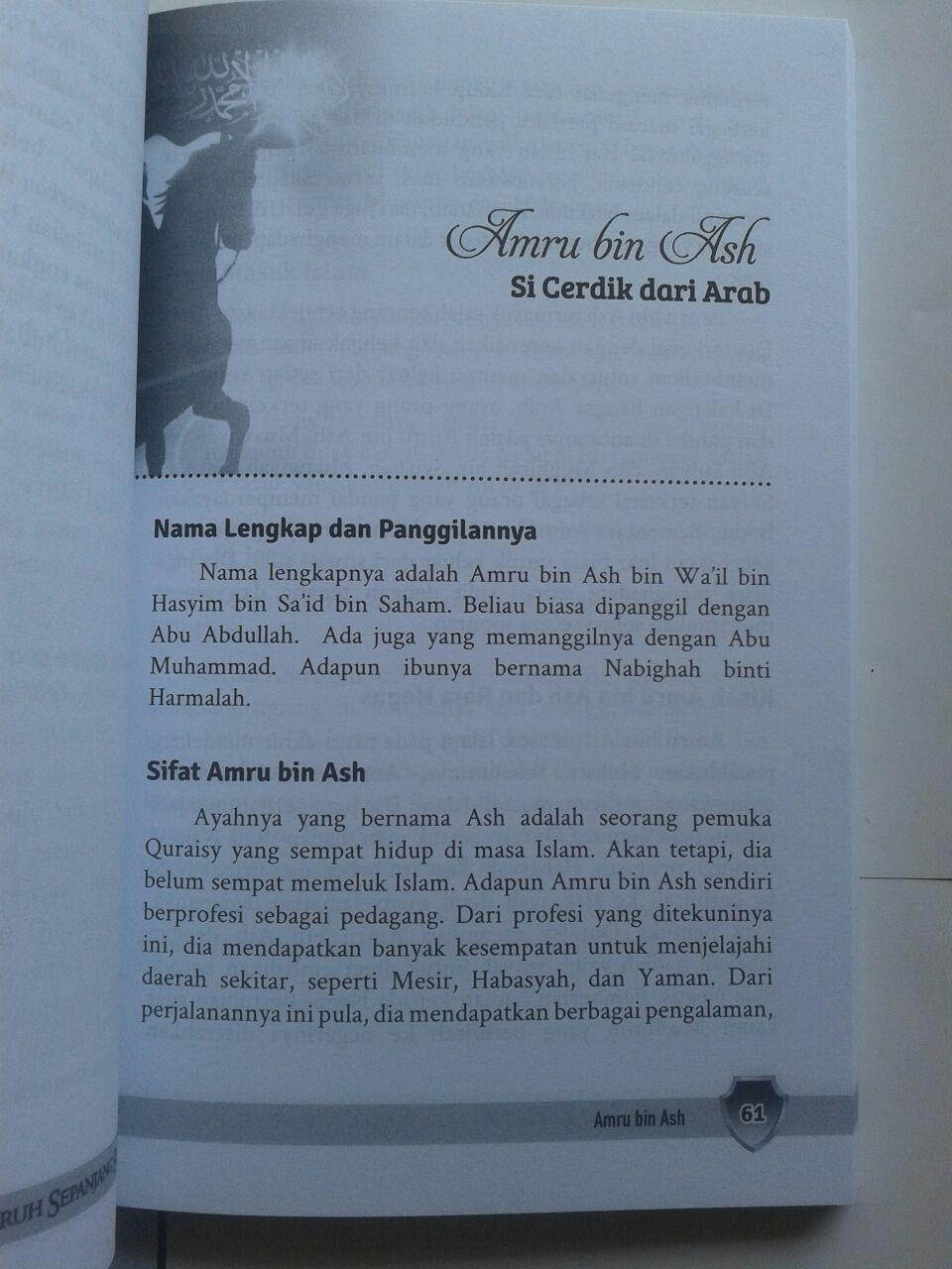 Buku Jenderal Islam Paling Berpengaruh Sepanjang Sejarah isi 2