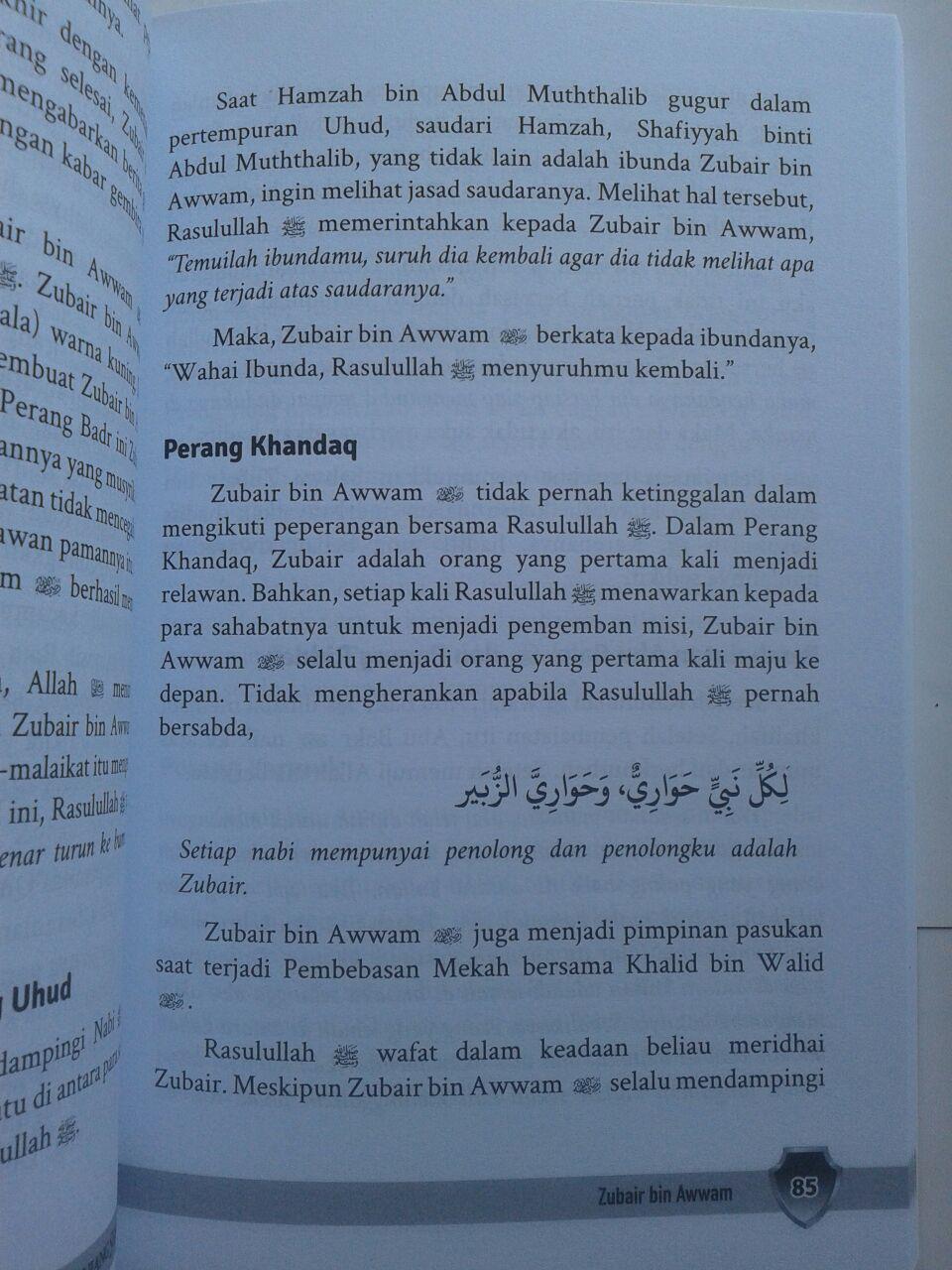 Buku Jenderal Islam Paling Berpengaruh Sepanjang Sejarah isi