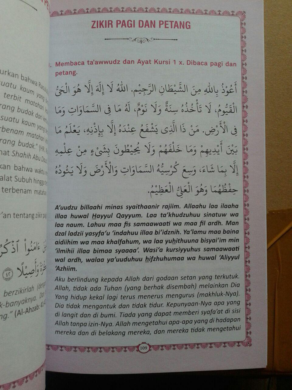 Buku Juz Amma Terjemahan Bacaan Latin Dan Ilmu Tajwid isi 4