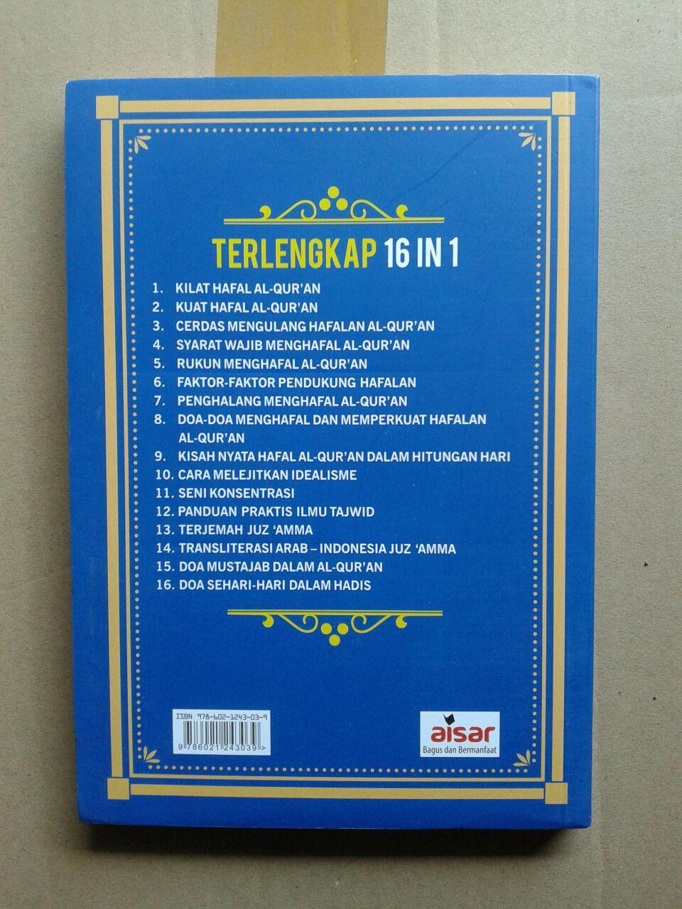 Buku Kilat Dan Kuat Hafal Al-Qur'an Terjemah Juz Amma Tajwid cover 2