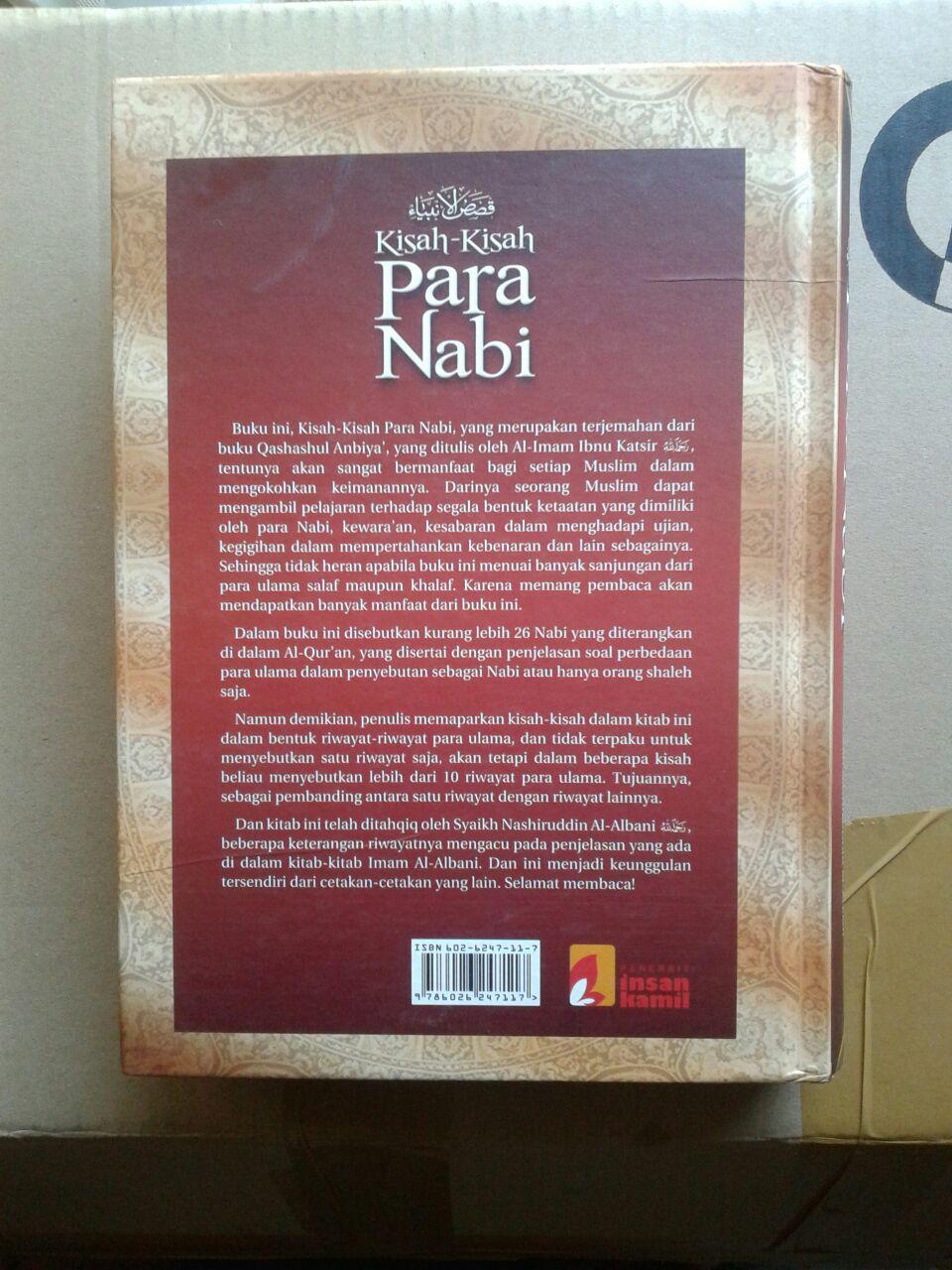 Buku Kisah-Kisah Para Nabi cover 2