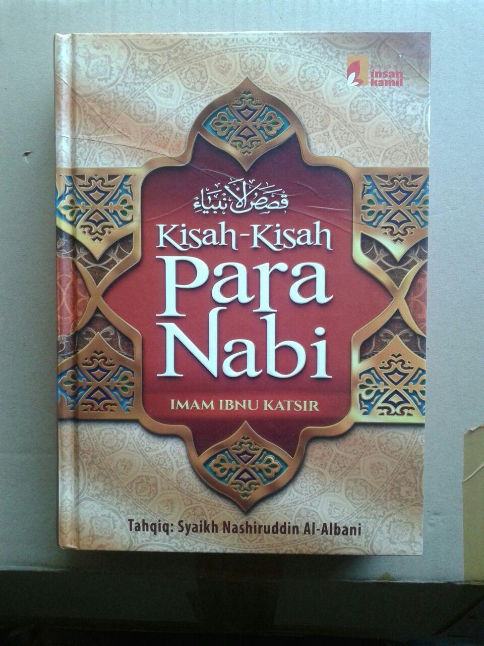 Buku Kisah-Kisah Para Nabi cover