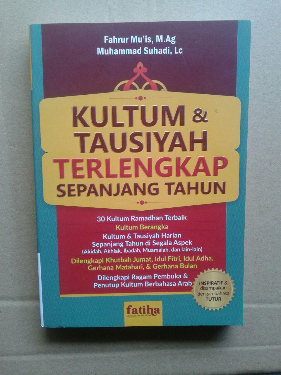 Buku Kultum Dan Tausiyah Terlengkap cover