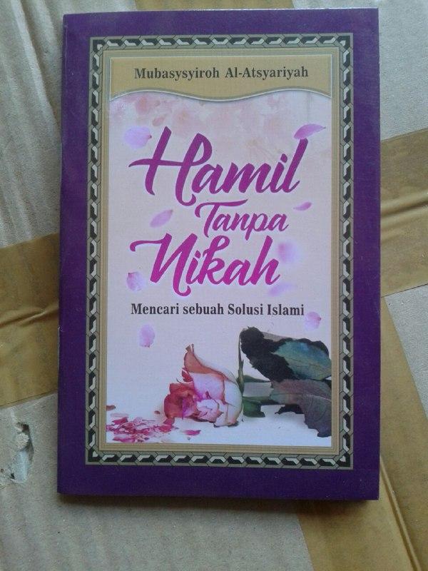Buku Saku Hamil Tanpa Nikah Mencari Solusi Islami coverac