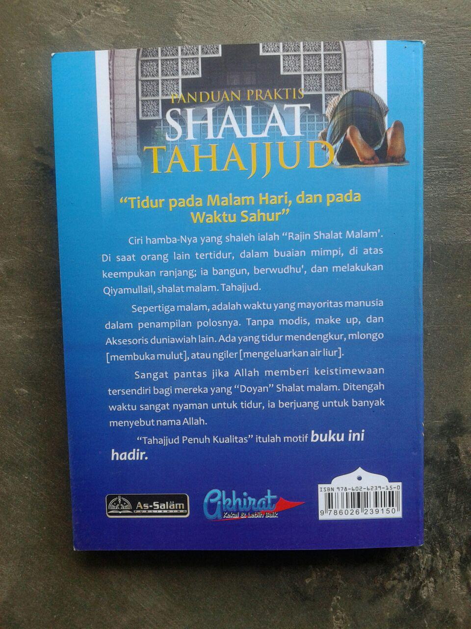 Buku Saku Panduan Praktis Shalat Tahajjud cover 2