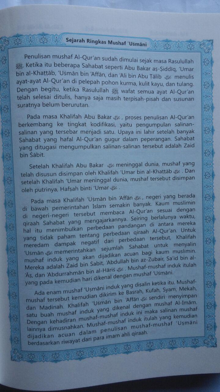 Al-Qur'an Mushaf Al-Madinah Ukuran B5 110,000 15% 93,500 Darsyafi'i isi 5
