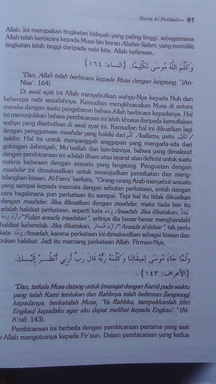 BK2788 Buku Tafsir Ibnu Qayyim Tafsir Ayat-Ayat Pilihan 120.000 20% 96.000 Darul Falah isi 2
