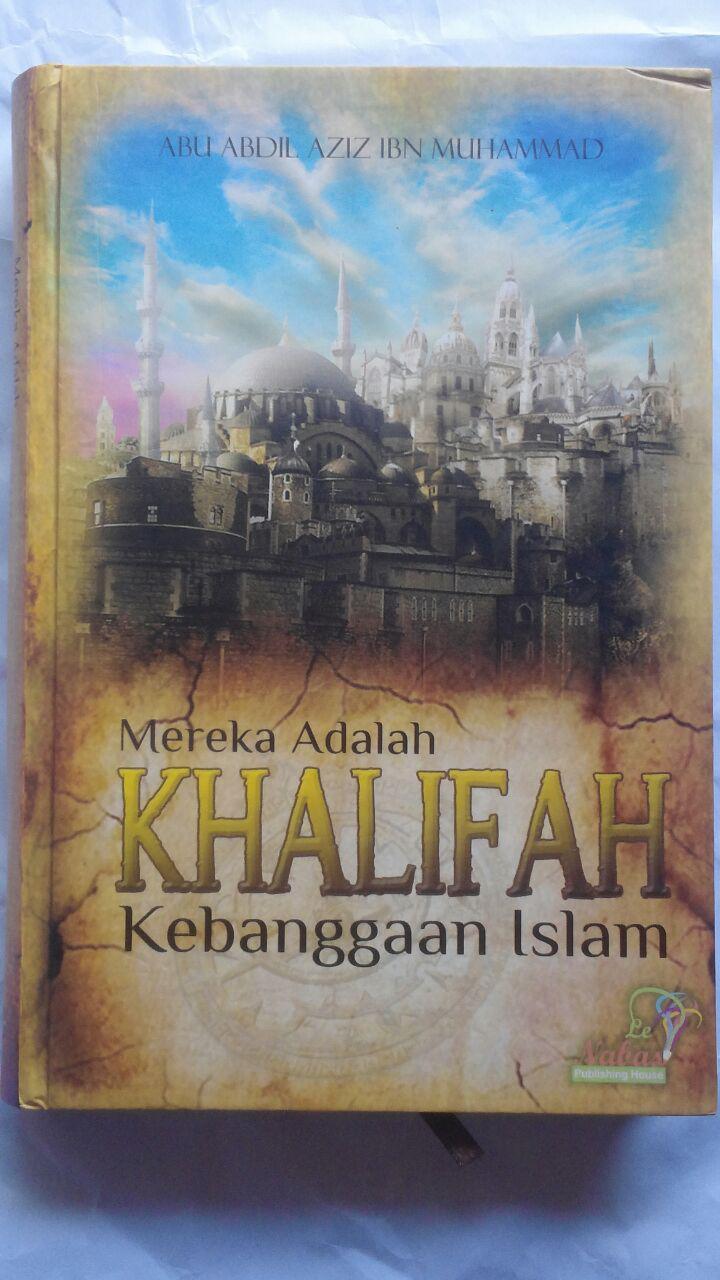 BK2792 Buku Mereka Adalah Khalifah Kebanggaan Islam 125.000 20% 100.000 Le Nabas Publishing cover
