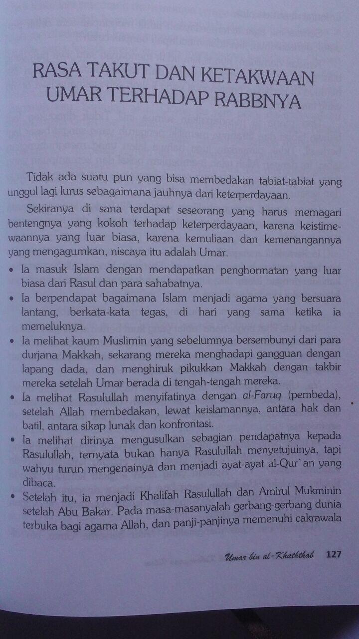BK2792 Buku Mereka Adalah Khalifah Kebanggaan Islam 125.000 20% 100.000 Le Nabas Publishing isi 3