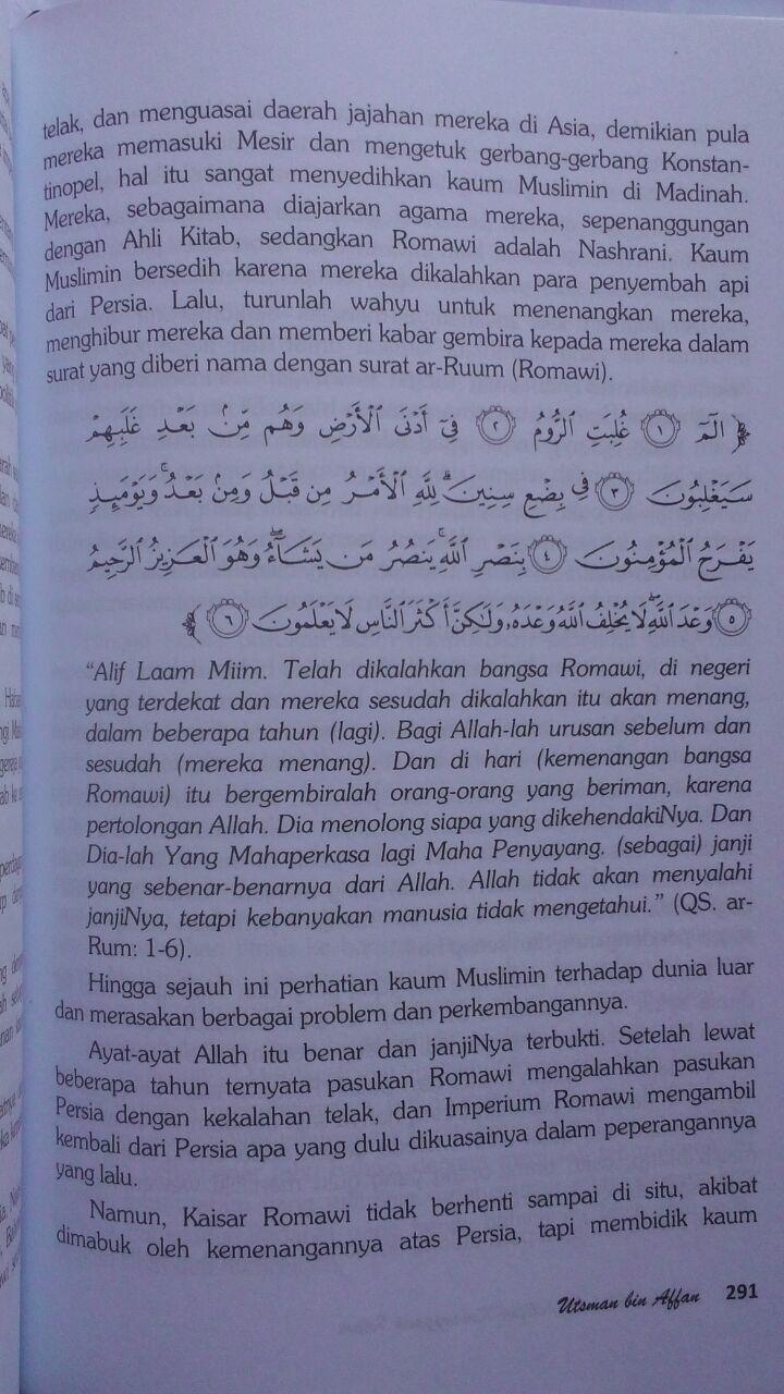 BK2792 Buku Mereka Adalah Khalifah Kebanggaan Islam 125.000 20% 100.000 Le Nabas Publishing isi