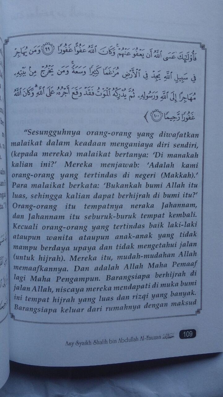 BK2794 Buku 6 Pelajaran Paling Berharga Dari Sirah Nabawiyah 35.000 15% 29.750 Cahaya Ilmu Press isi 2