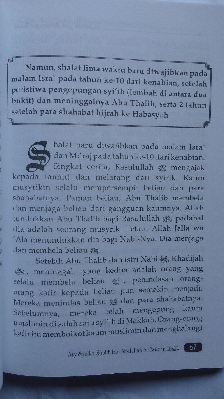 BK2794 Buku 6 Pelajaran Paling Berharga Dari Sirah Nabawiyah 35.000 15% 29.750 Cahaya Ilmu Press isi