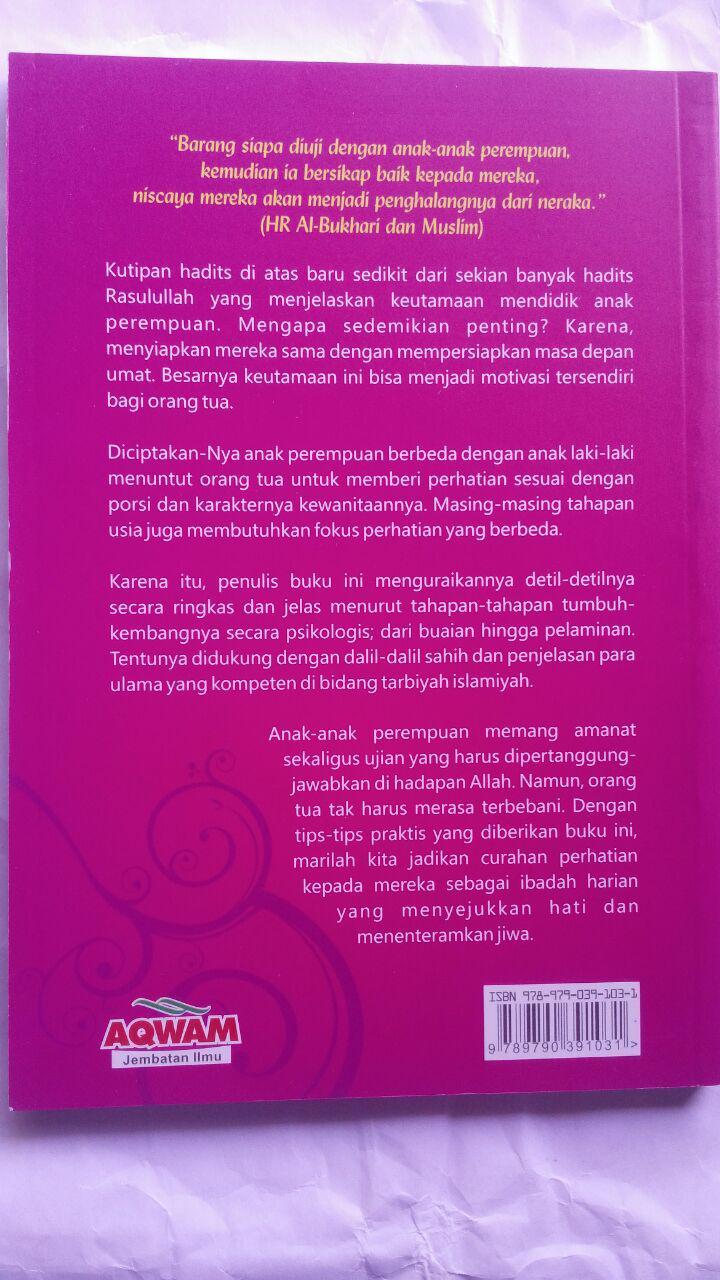 BK2798 Buku Anak Mendidik Anak Perempuan 32.000 15% 27.200 Aqwam cover