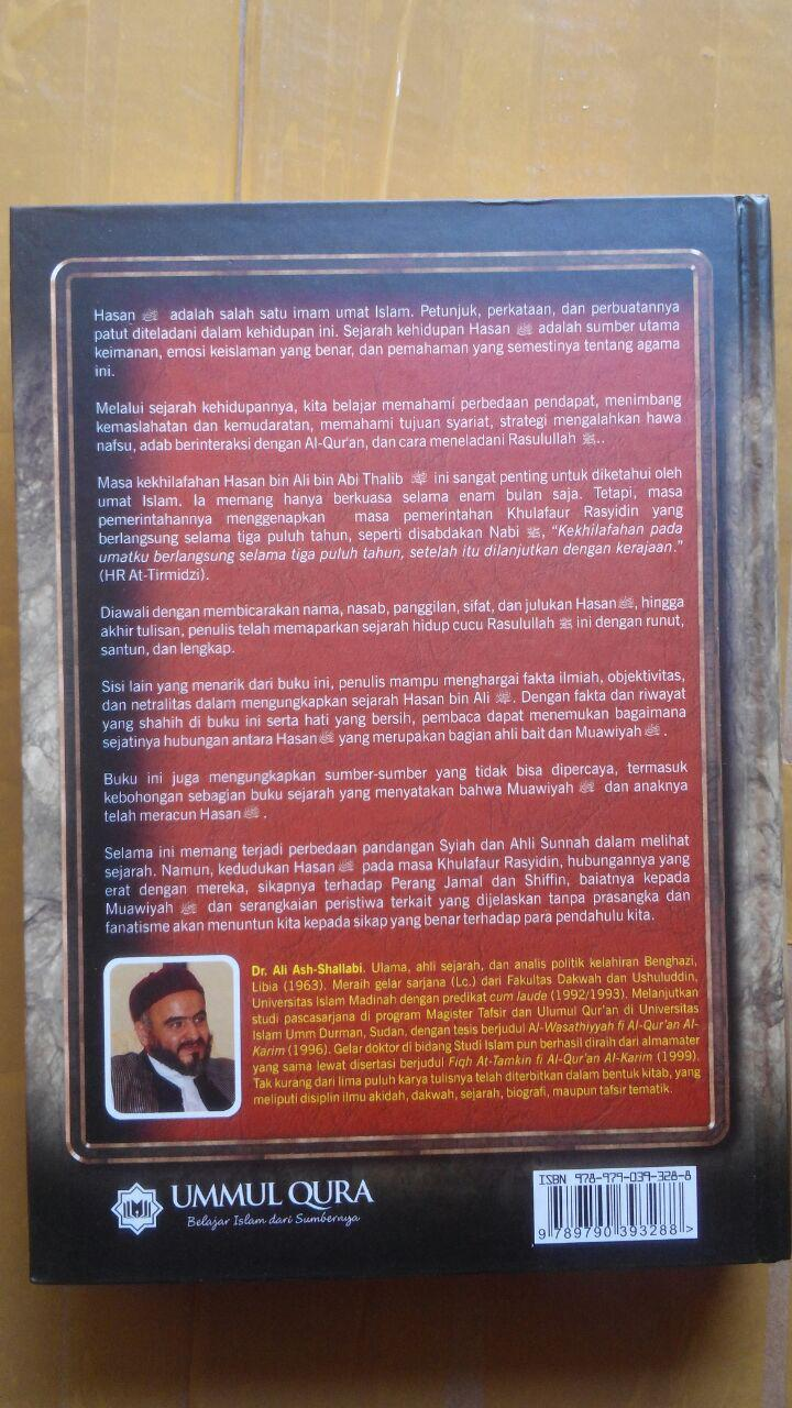 Biografi Hasan Bin Ali Bin Abi Thalib 125.000 20% 100.000 Ummul Qura cover 2
