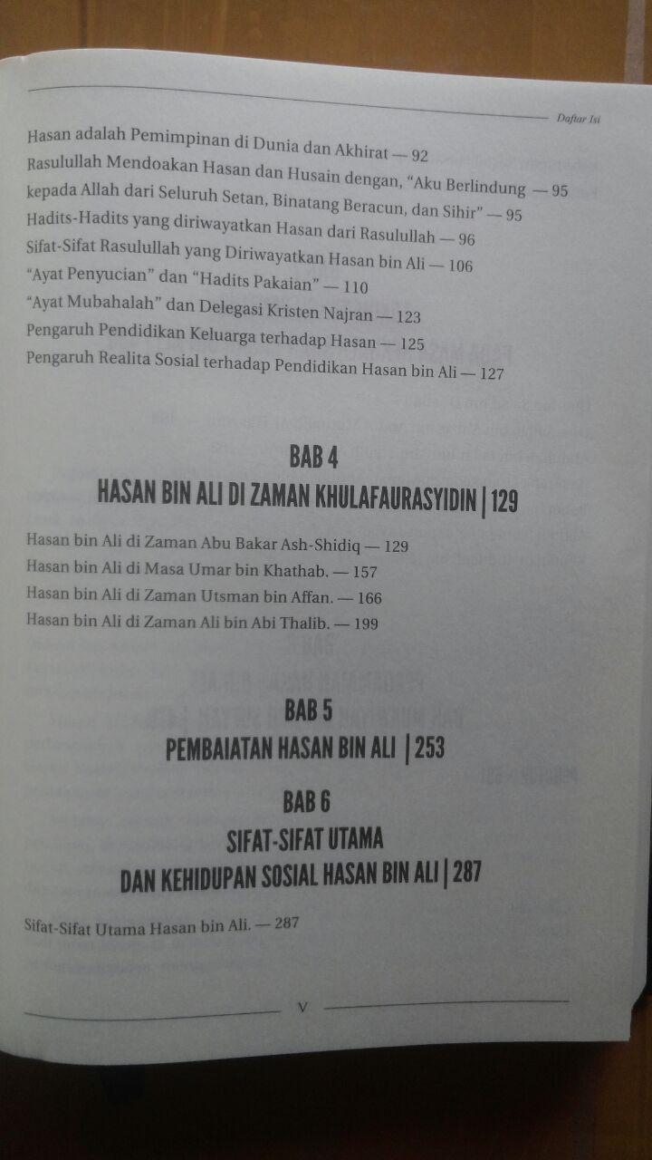 Biografi Hasan Bin Ali Bin Abi Thalib 125.000 20% 100.000 Ummul Qura isi 2