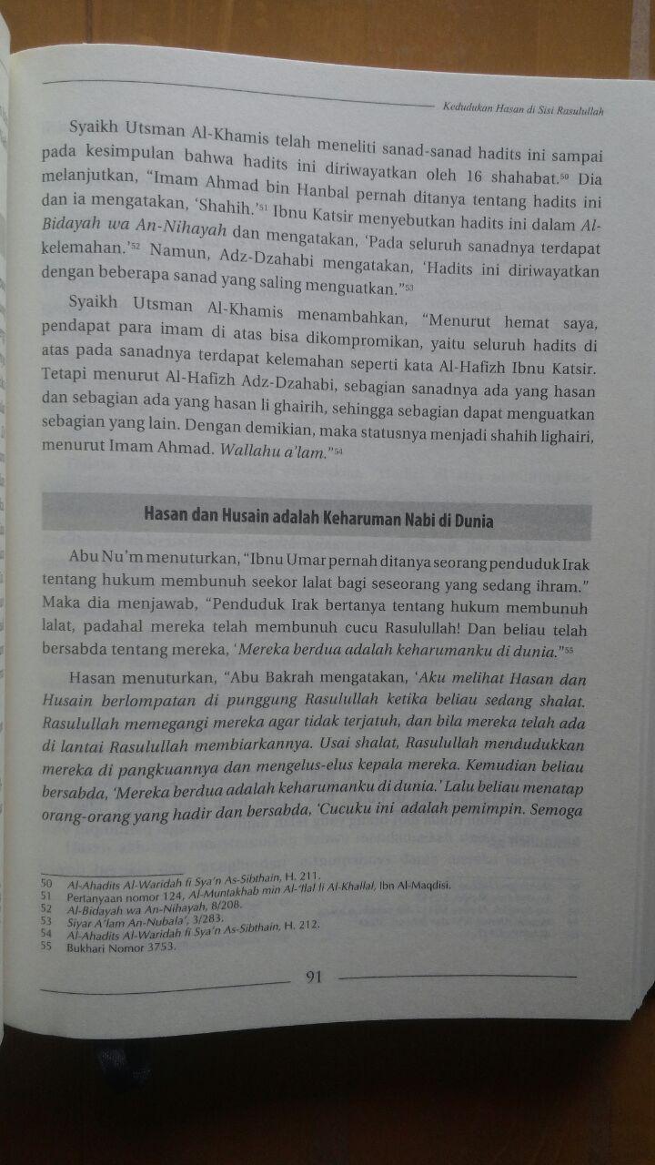 Biografi Hasan Bin Ali Bin Abi Thalib 125.000 20% 100.000 Ummul Qura isi