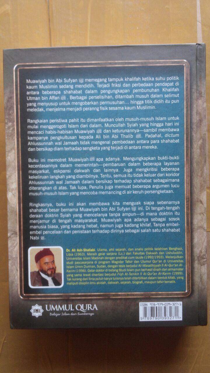 Biografi Muawiyah Bin Abi Sufyan 165.000 20% 132.000 Ummul Qura cover 2