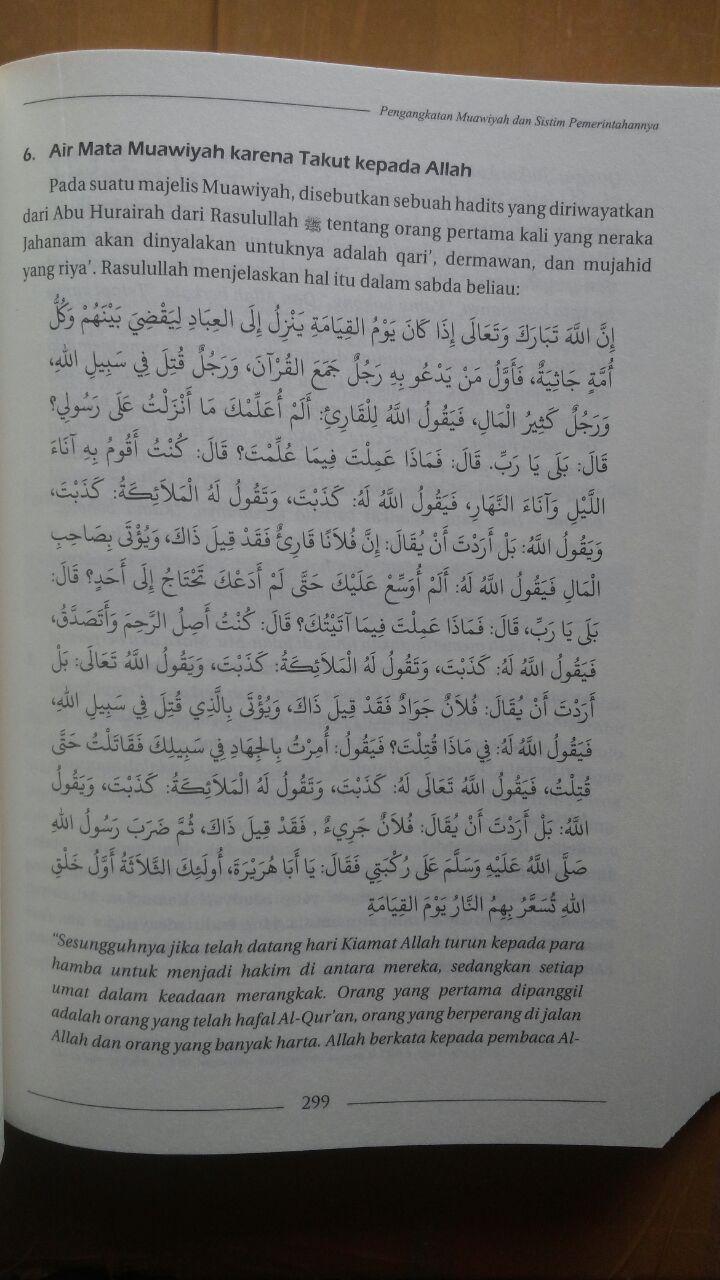 Biografi Muawiyah Bin Abi Sufyan 165.000 20% 132.000 Ummul Qura isi 2