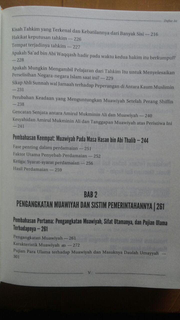 Biografi Muawiyah Bin Abi Sufyan 165.000 20% 132.000 Ummul Qura isi 4